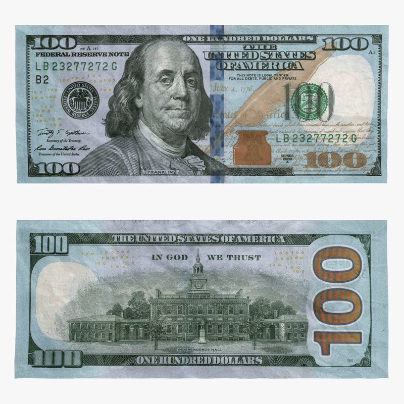 Old One Hundred Dollar Bill Value amp Price Guide  Old Money