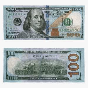 3ds dollar bill 100