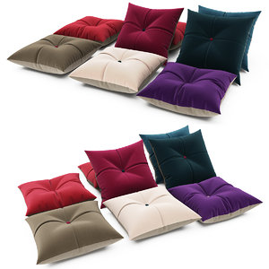 3ds max pillows 76