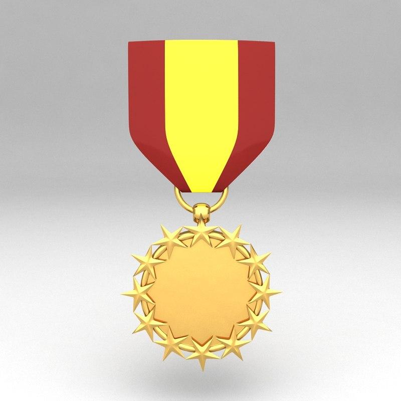 obj awards medal
