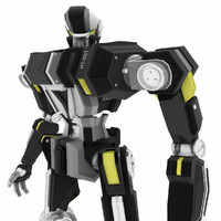 Robot_HT-001 (Light Mode)