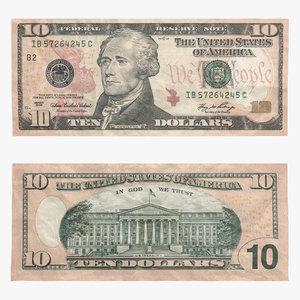 max dollar bill