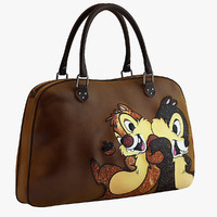 chip n dale bag 3d 3ds