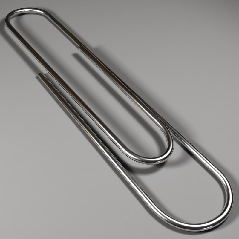 paperclip printing 3ds