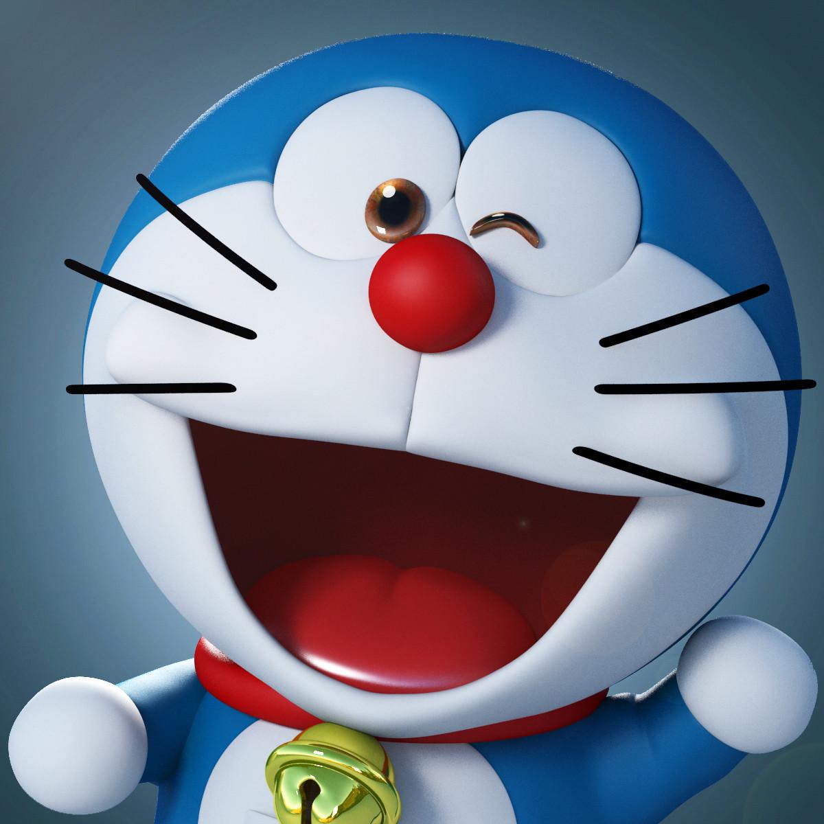 Gambar Wallpaper Doraemon 3d Kampung Wallpaper