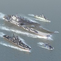 China Navy Set01