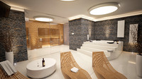 Wellness Interior