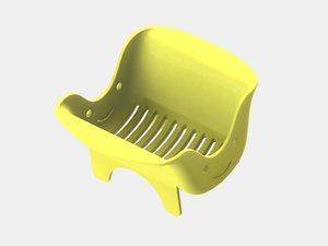 soap case 3d model