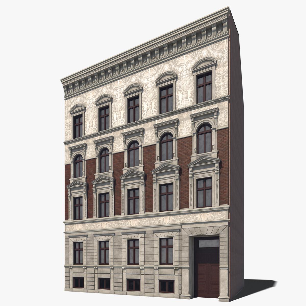 house kurfuerstenstrasse 55 berlin 3ds