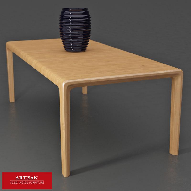 3d invito table