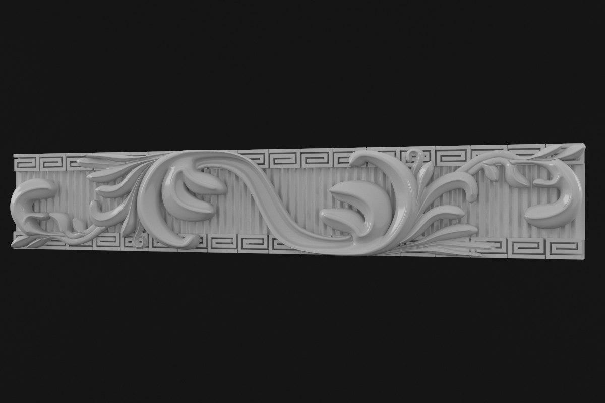 3d model tile patter