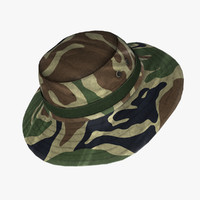 Military Boonie Hat 01