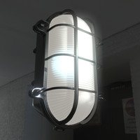 Bulkhead Industrial Light