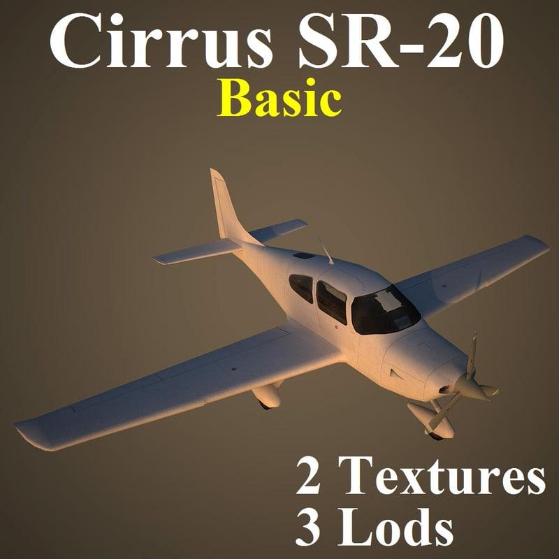 3d max cirrus basic