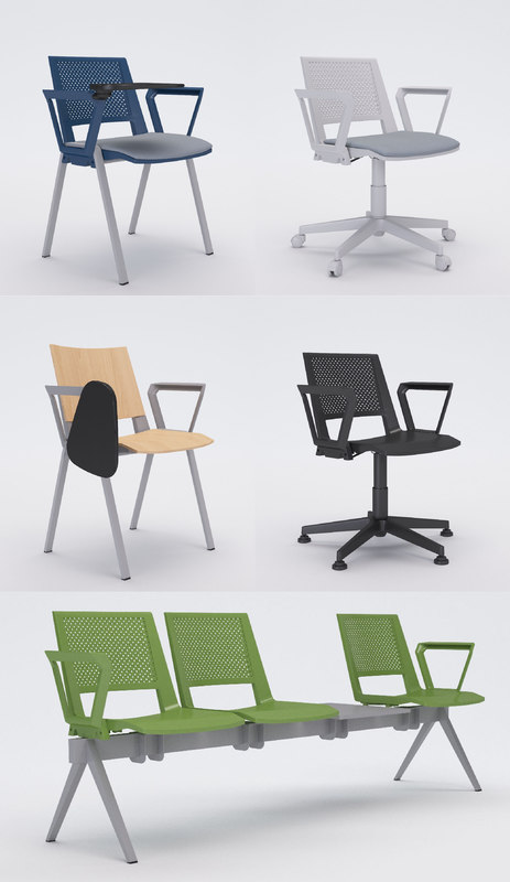 office chair - kentra max