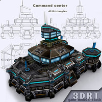 3d model sci-fi -