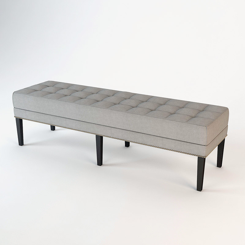 obj eichholtz bench tribeca