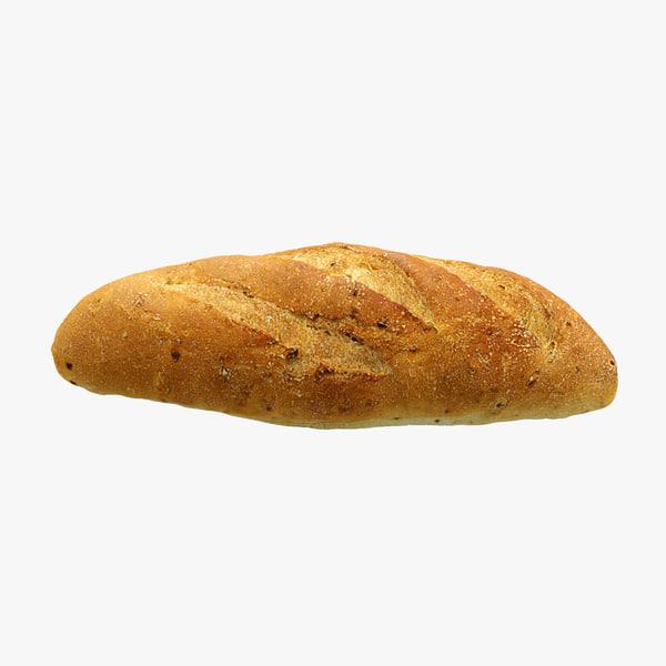 max realistic bread