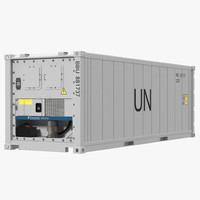 ISO Refrigerated Container