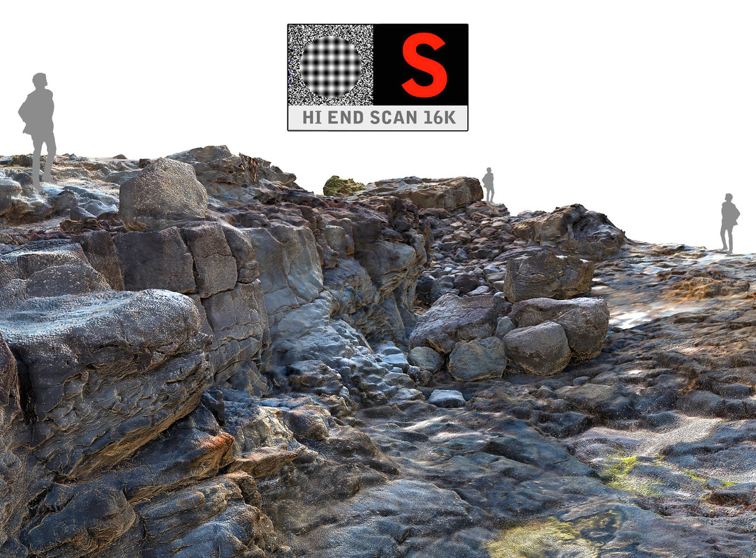 3d ocean cliffs ultra hd