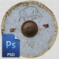 Anglo_saxon / Viking style shield