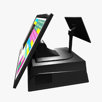 3d model pos machine