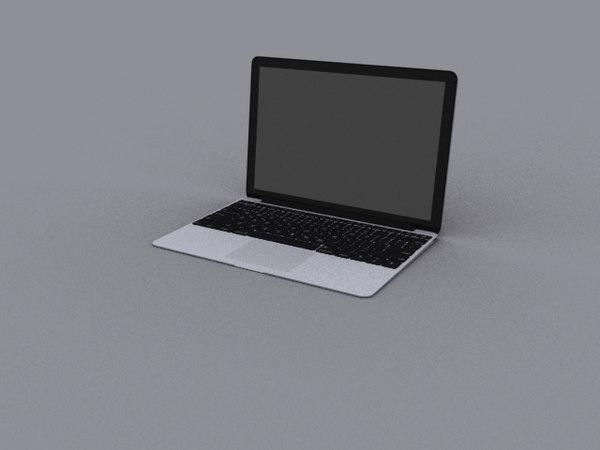 new macbook 3d max