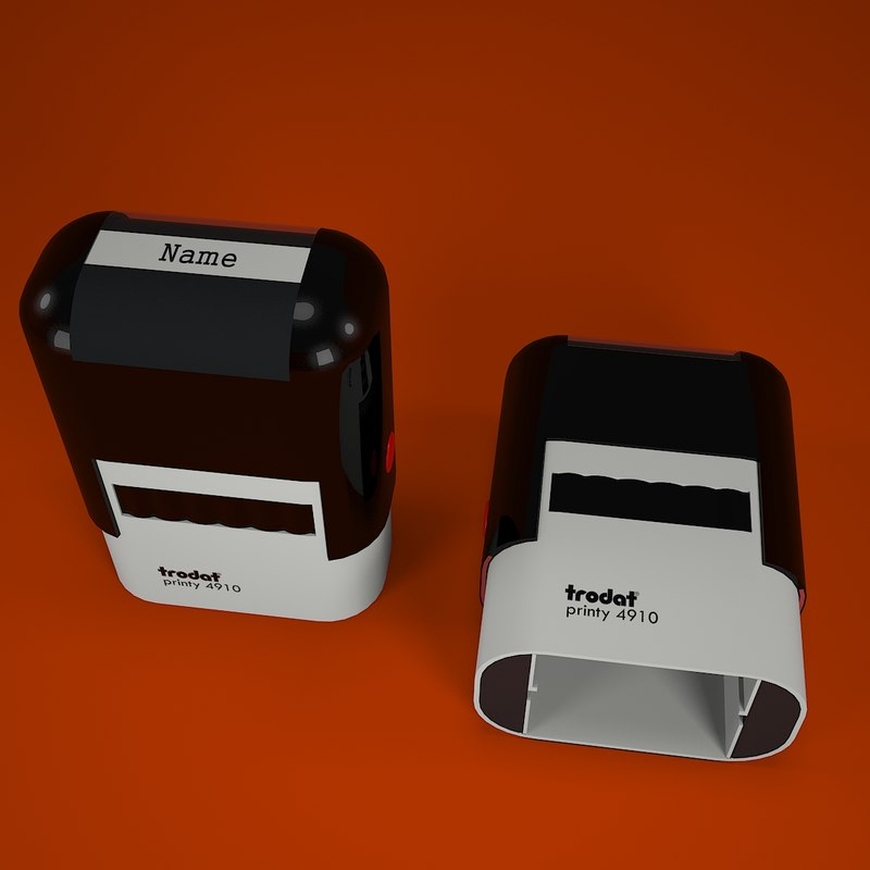 3d automatic stamp