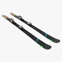snow ski 8 max
