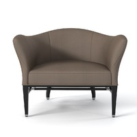 donghia carmen club 3ds