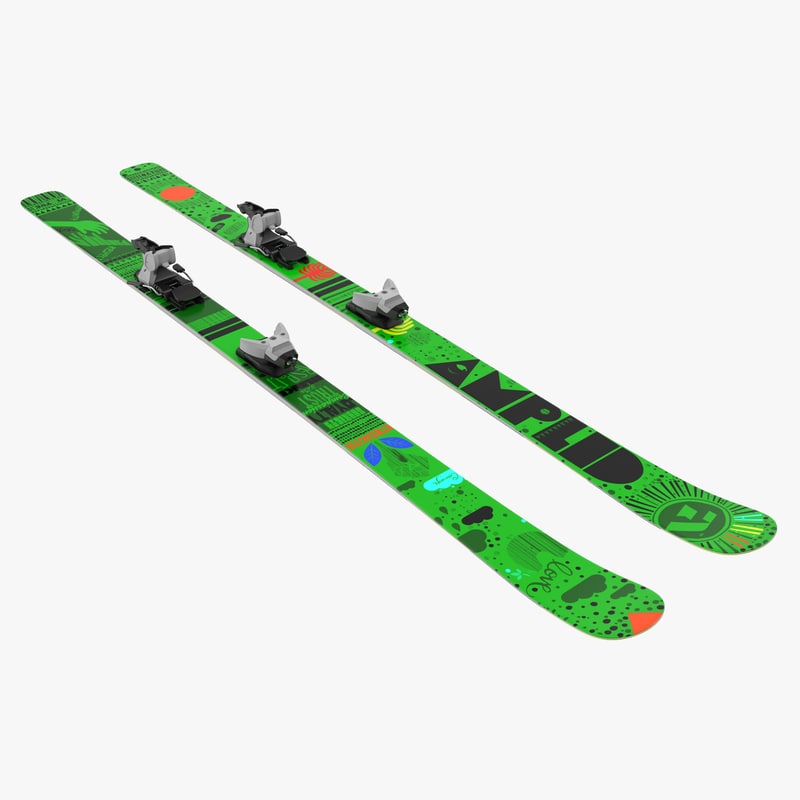 snow ski 5 max