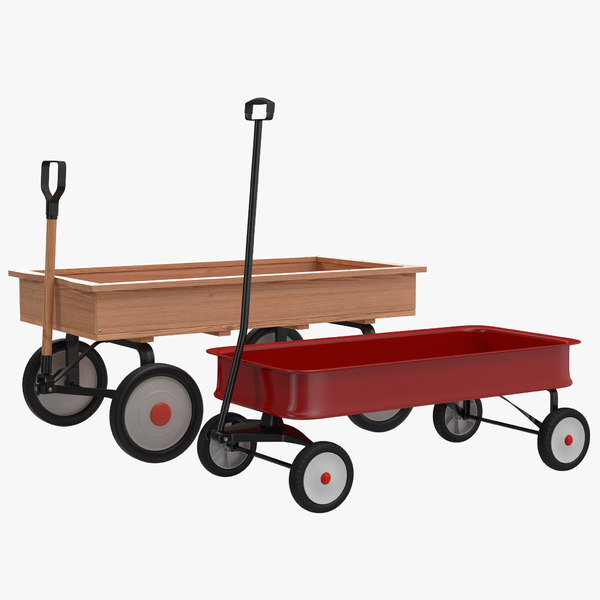 max childs wagons modeled