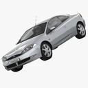 Ford cougar 3D models
