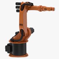 3d model kuka robot 2
