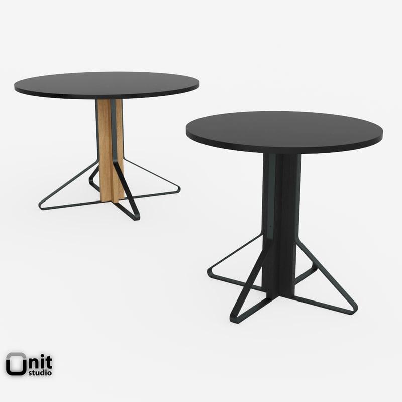 table reb 003-004 kaari 3d 3ds