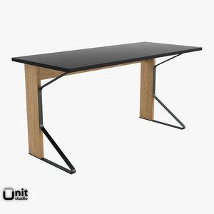3d reb 005 kaari desk model