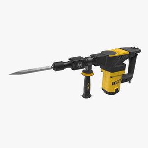 c4d electric demolition jack hammer