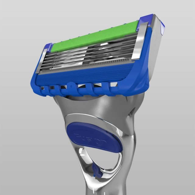 max gillette fusion proglide power