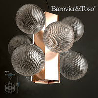 3d model barovier toso