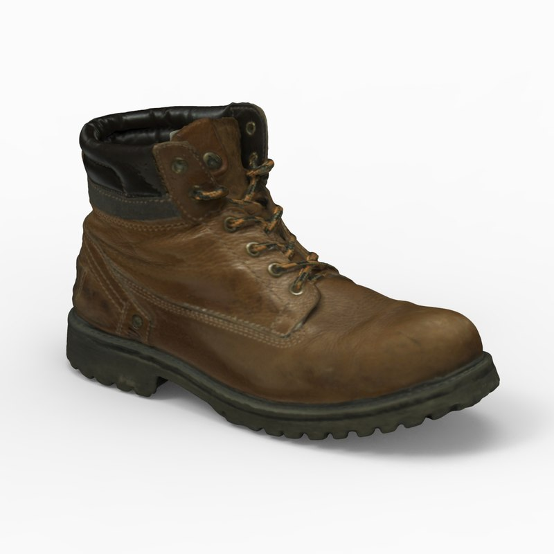 3d scan boot