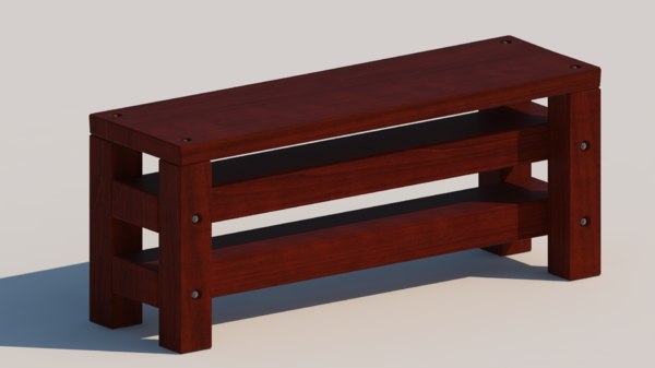 3ds bench