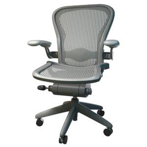 office chair aeron 3d max