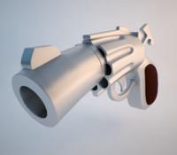 Cartoon Gun