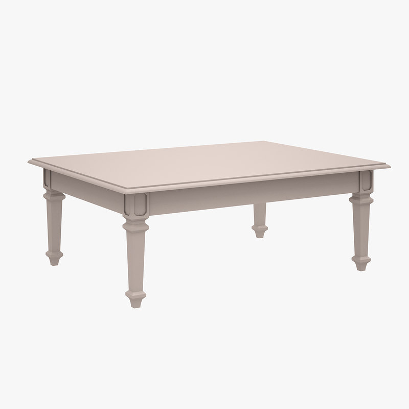 coffee table lazzoni 3d max