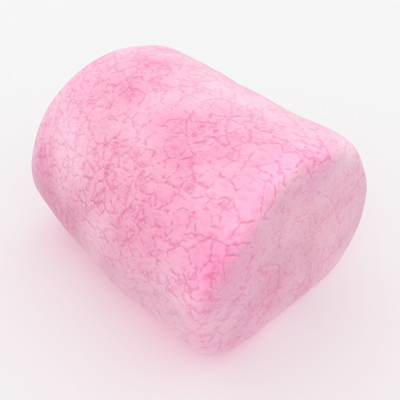 s marshmallow pink