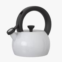 3d circulon teapot kettle