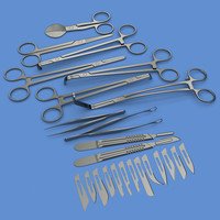 Surgical Instruments Collection - V-Ray