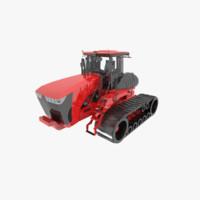 Scraper Tractor (Tracked)