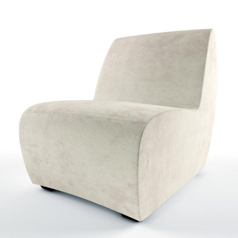 maya solid modern chair cattelan