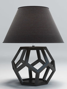 ralph table lamp 3d max
